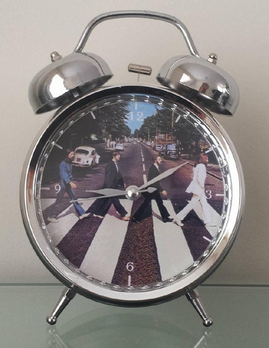 reloj despertador estilo vintage the beatles lindo regalo