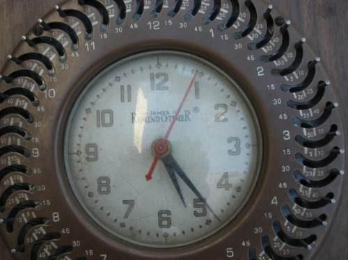 reloj despertador multiples alarmas james remind o timer