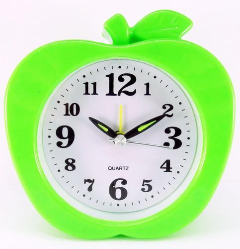 reloj despertador narita 002 quartz buen sonido garantía