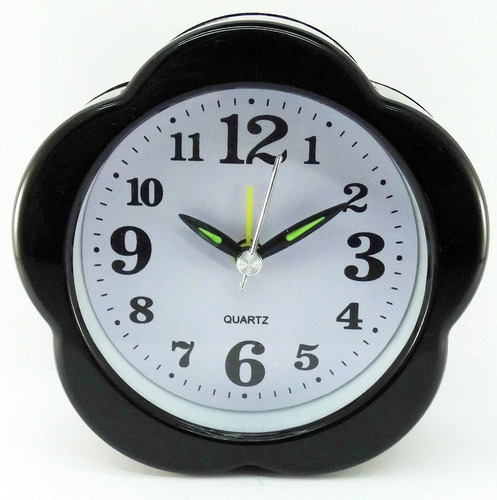 reloj despertador narita 004 quartz buen sonido garantía
