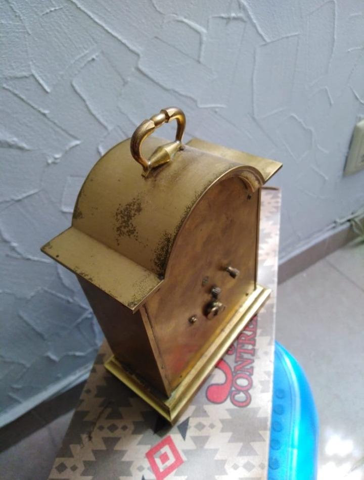 744b01ce3d40 reloj despertador vintage marca swiza de 15 joyas. Cargando zoom.