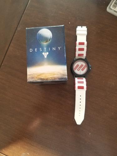 reloj destiny versiones limitadas - varios models