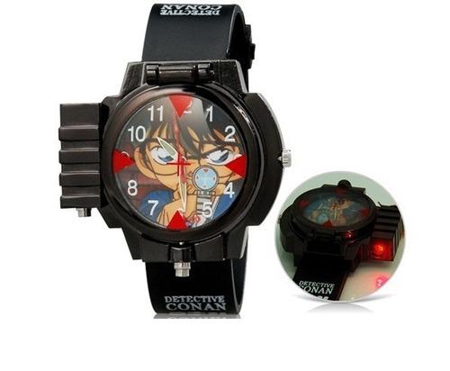 reloj detective conan - anime & cosplay - en stock