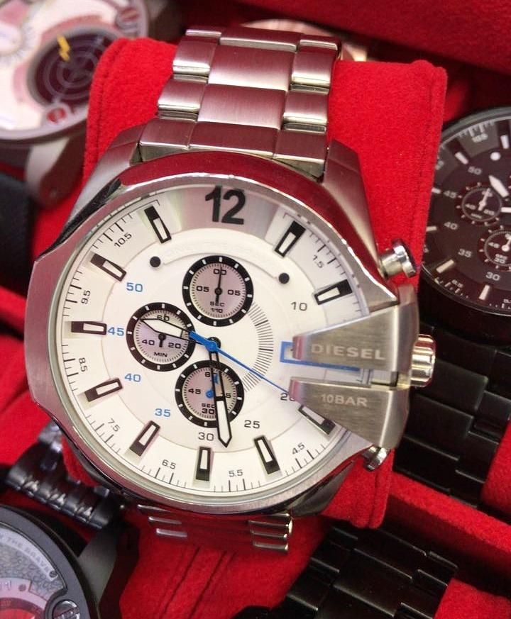 6734632830c6 Reloj Diesel 10 Bar R.7w7 -   385.000 en Mercado Libre