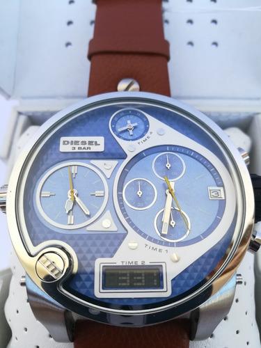 reloj diesel 4 horas y cronometros nuevo!