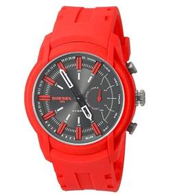 5be278642a8c Reloj Diesel Rojo - Joyas y Relojes en Mercado Libre México