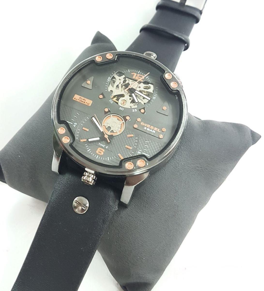 fcb3d4385eb0 Reloj Diesel Automatico -   174.000 en Mercado Libre
