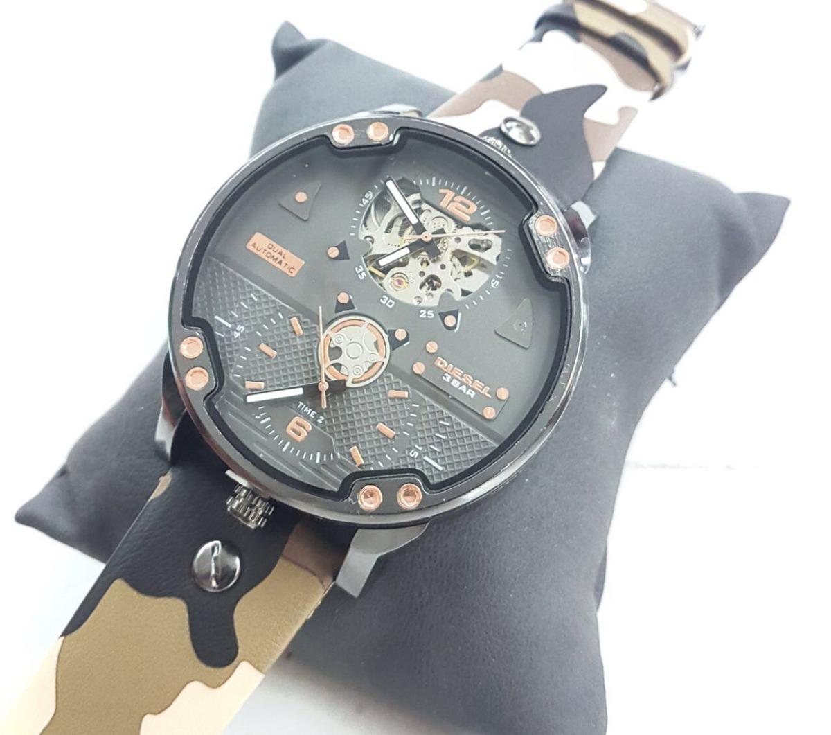 aa8a66f05c68 Reloj Diesel Automatico -   167.420 en Mercado Libre