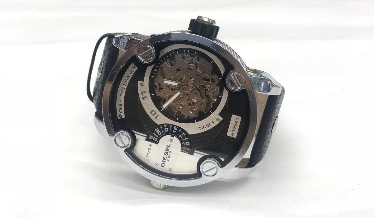 42c77158a23f Reloj Diesel Automático Caballero -   139.900 en Mercado Libre