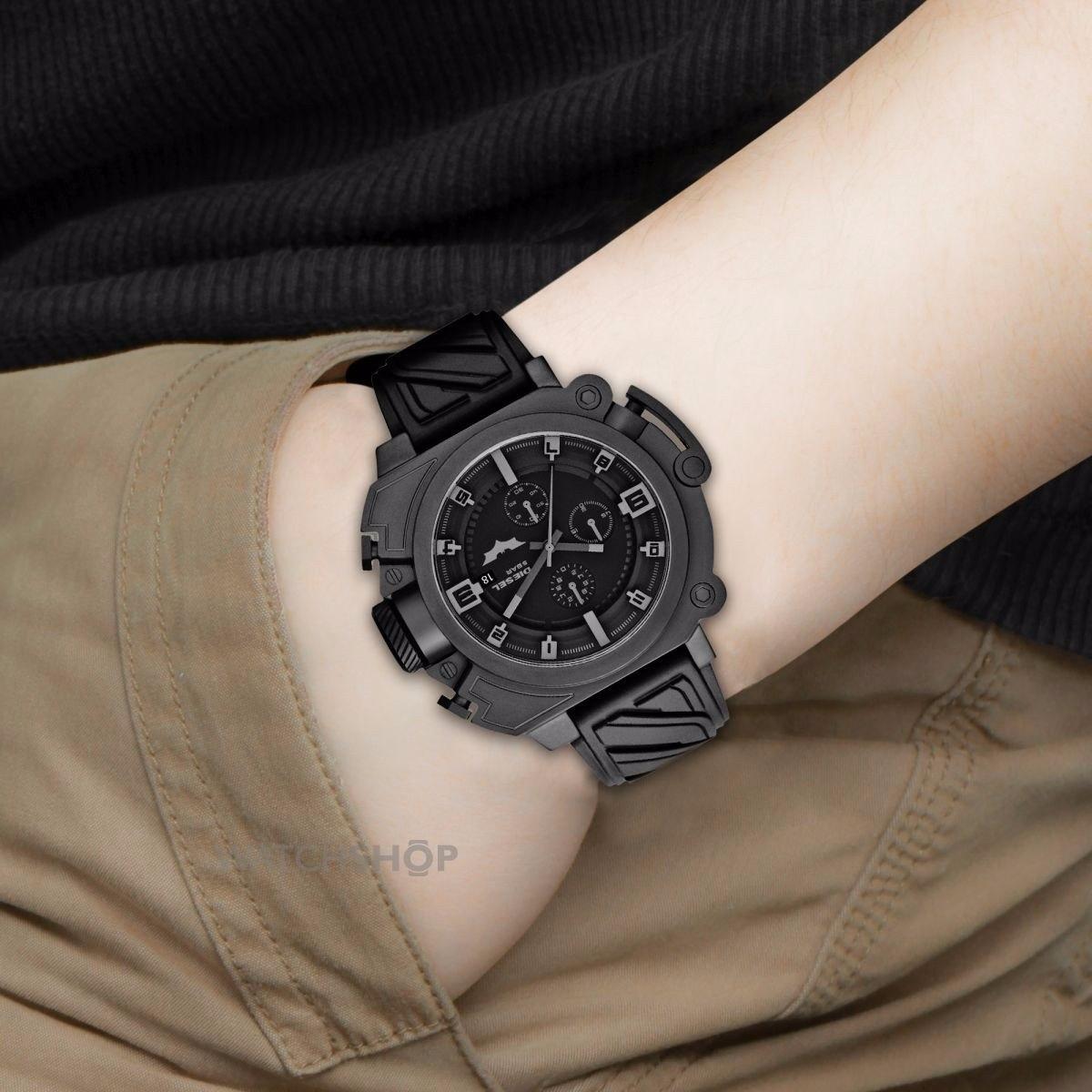 f335ec18e28a reloj diesel batman nuevo en caja. Cargando zoom.