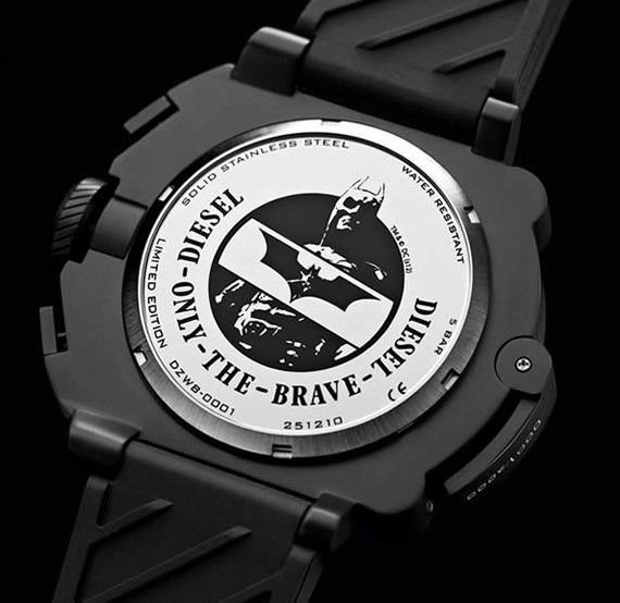 0e9e20219c8f Reloj Diesel Batman Nuevo En Caja - S  799