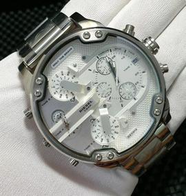 f98165427a6a Reloj Diesel Blanco Dz 1450 - Relojes en Mercado Libre México