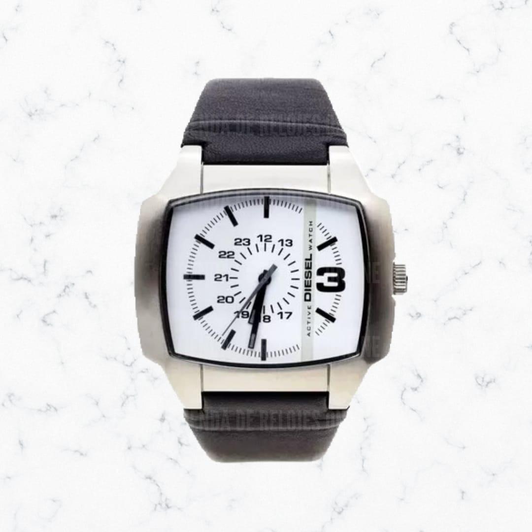 dc4e47a5439f reloj diesel blanco. Cargando zoom.