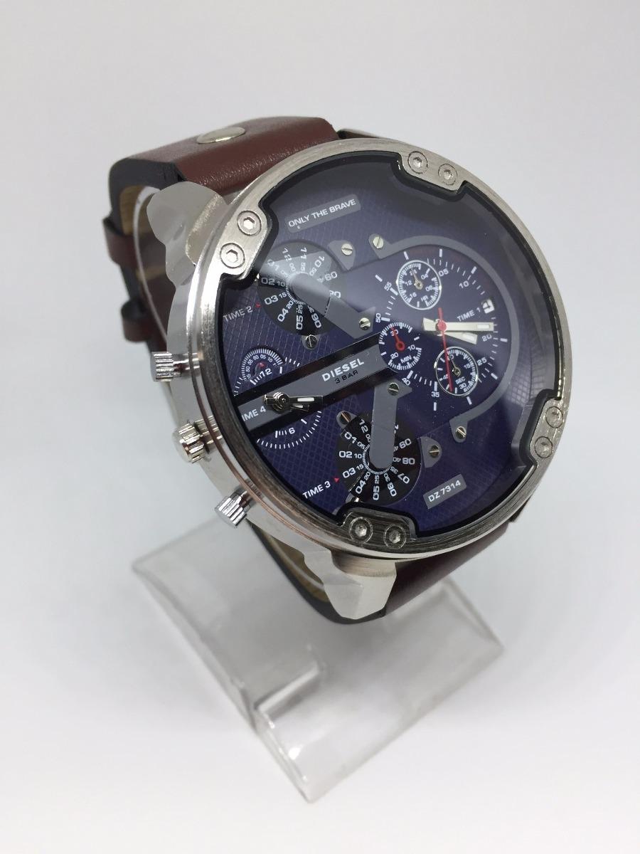 8ea4177640ca Reloj Diesel Depotivo Estilo Aviador Dz7313 -   27.000 en Mercado Libre