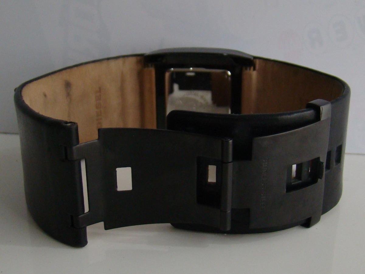 96e72a4d9485 Reloj Diesel Digital Original En Cuero -   270.000 en Mercado Libre