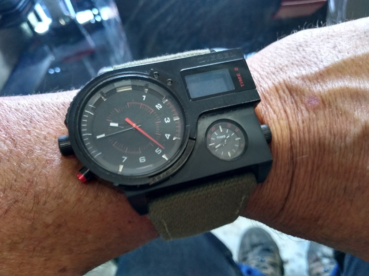 85052698204e Reloj Diesel Dz 7206 -   500.000 en Mercado Libre