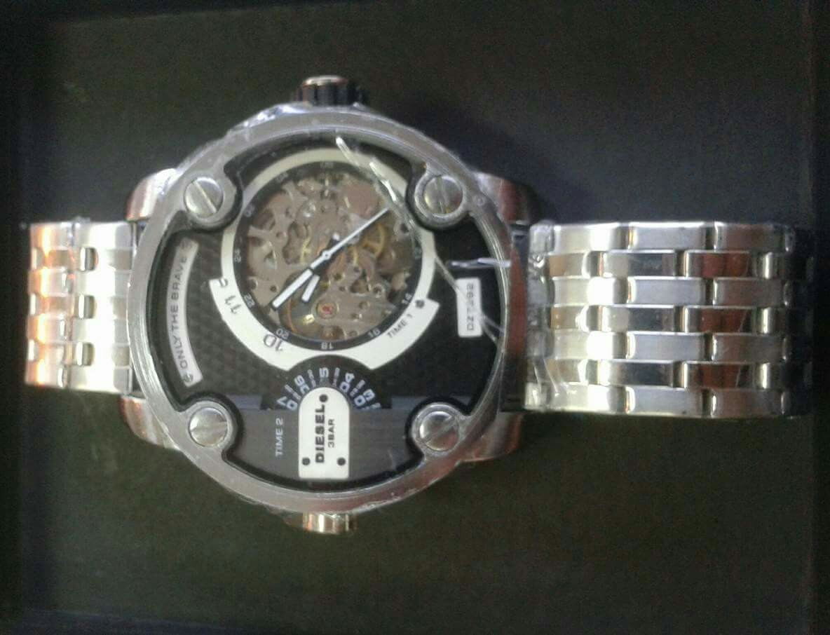94b0497747f3 Reloj Diesel Dz 7292 -   158.000 en Mercado Libre