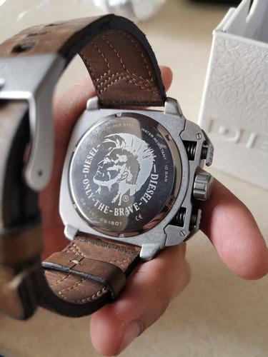 reloj diesel dz-7367 caja manuales