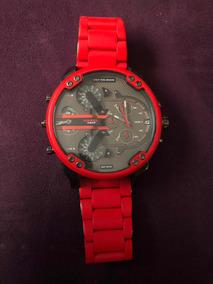 6e85e56bba6d Diesel 3 Bar Reloj Dz 7305 - Reloj de Pulsera en Mercado Libre México