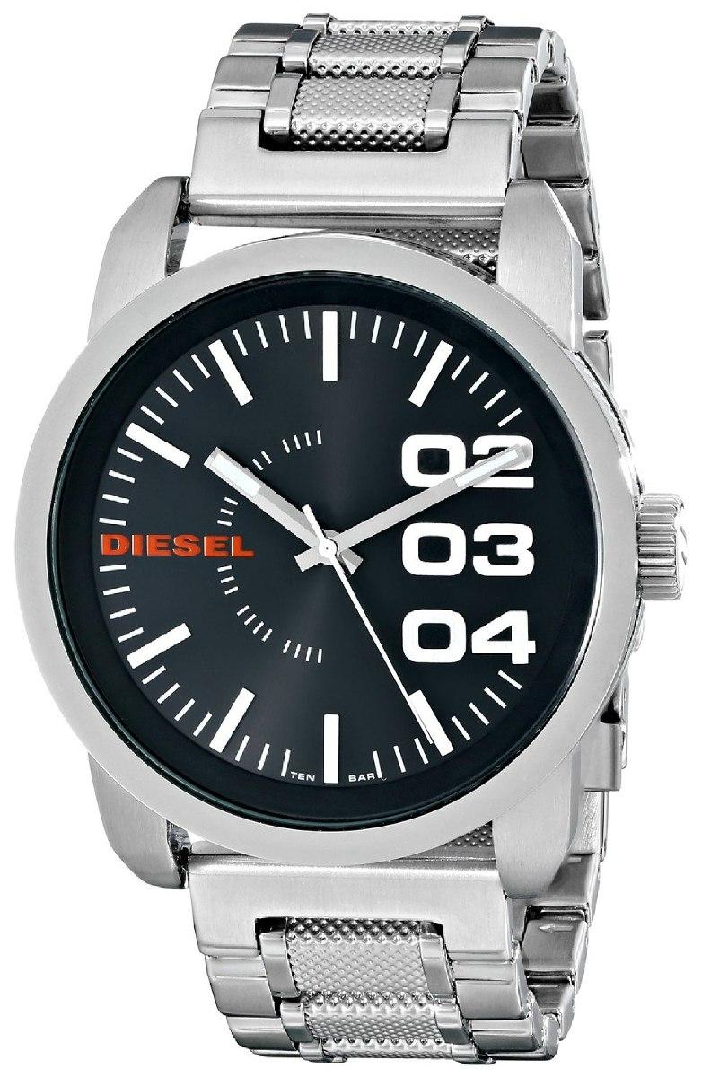 fbb944aaae16 reloj diesel dz1370 acero inoxidable envio gratis. Cargando zoom.