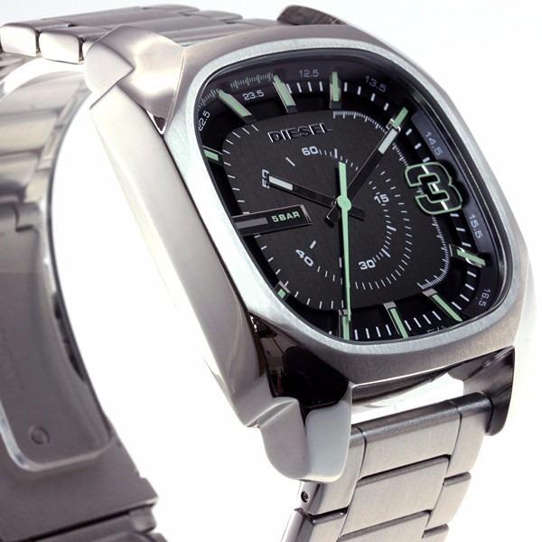 6cc93bd6b2cc Reloj Diesel Dz1641 Todo Acero
