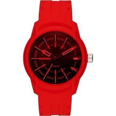5abad82affae Reloj Diesel Dz1820 Unisex Rojo -   2
