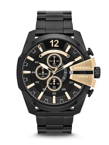 735e576fee5b reloj diesel dz4338 mega chief para hombre nuevo original. Cargando zoom.