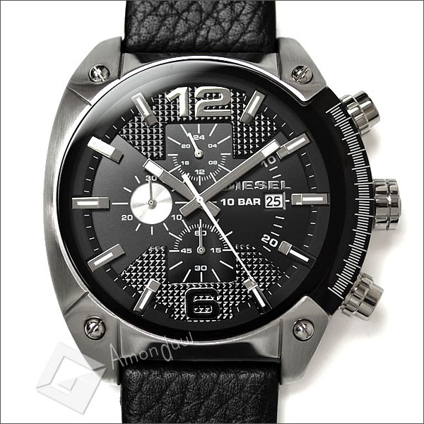 cd5d3c7f4f0c Reloj Diesel Dz4341 Original Only The Brave - S  620