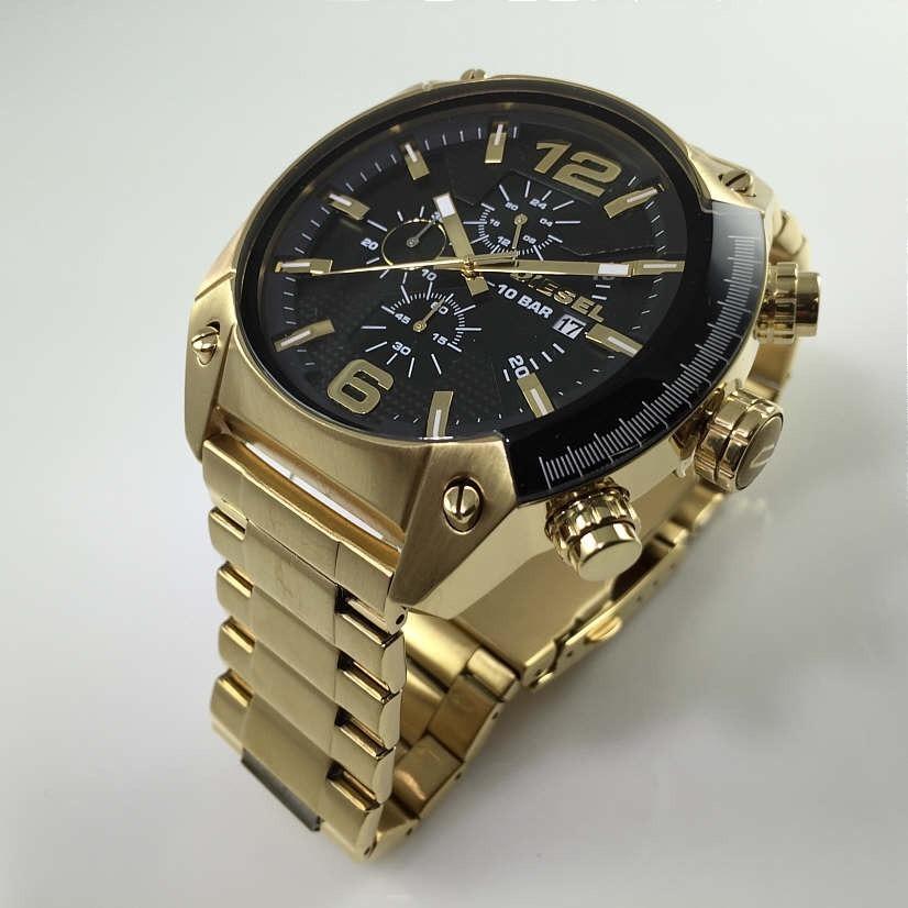 7f271216e3c7 reloj diesel dz4342 dorado nuevo oferta lujo rolex oro nuevo. Cargando zoom.