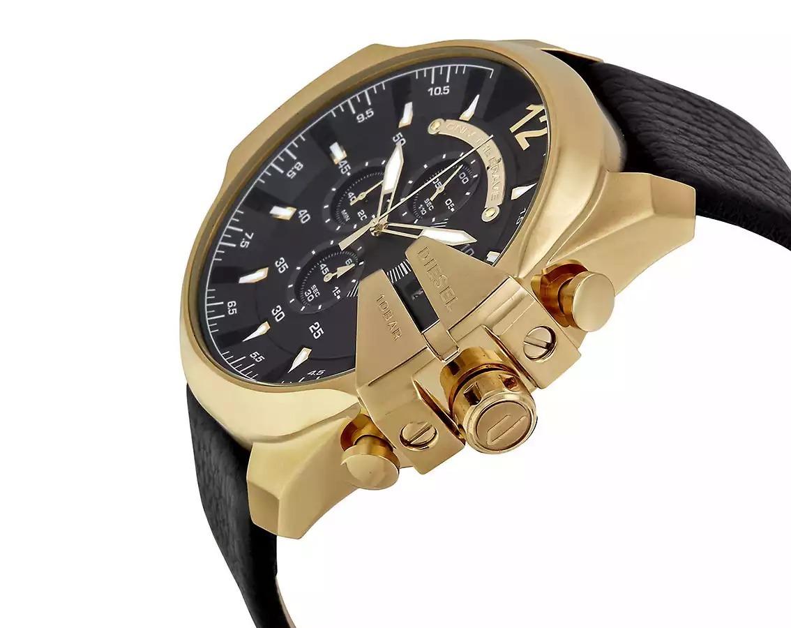 feff86a737ab Reloj Diesel Dz4344 Mega Chief -   138.990 en Mercado Libre