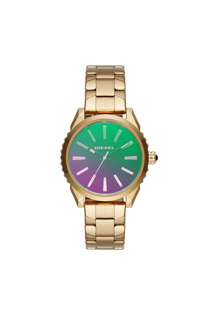 6bc871037aa1 Reloj Diesel Dz5544 Para Mujer-dorado -   712.040 en Mercado Libre