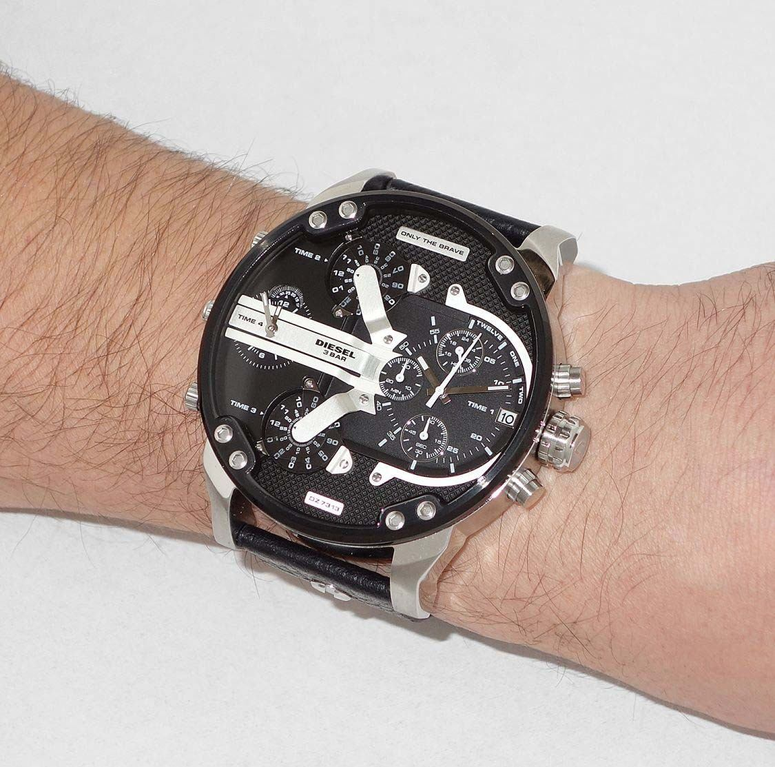 fd196310ff61 reloj diesel dz7313 mr. daddy - 100% nuevo y original. Cargando zoom.