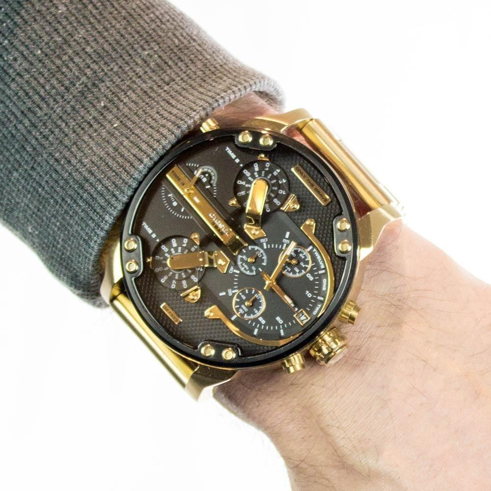 148789c04682 reloj diesel dz7333 mr daddy 2.0 gold para hombre oferta. Cargando zoom.