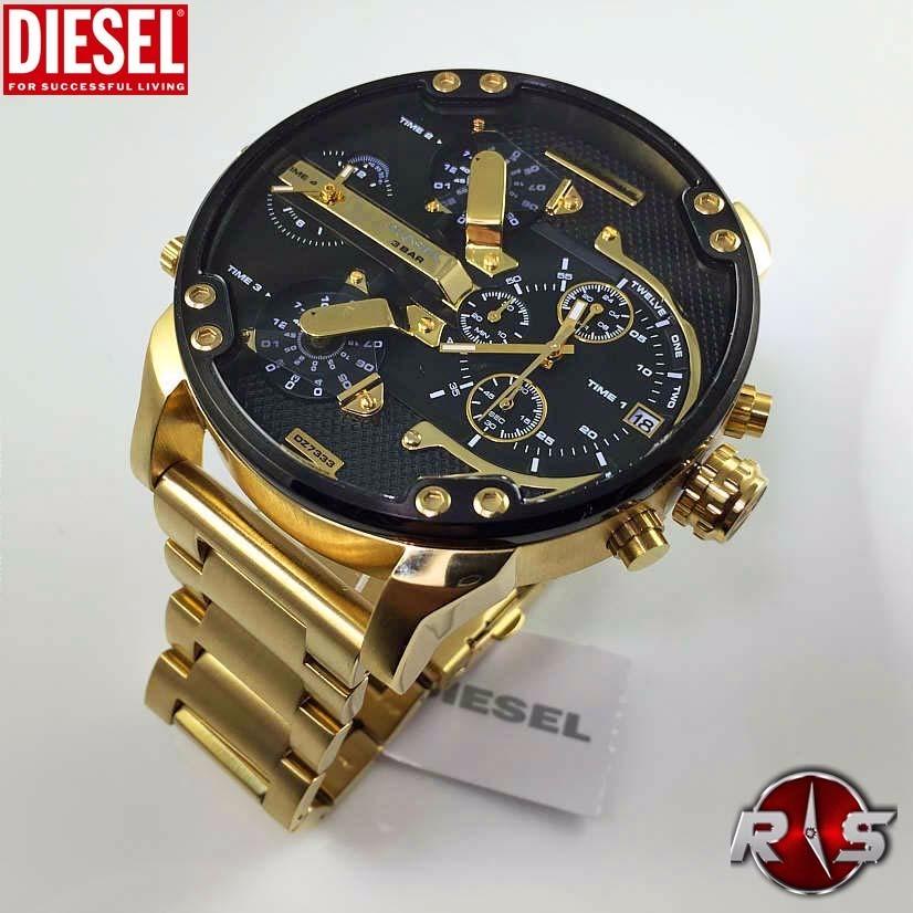 806c22411aa7 reloj diesel dz7333 mr daddy 2.0 nuevo original 4 horas. Cargando zoom.