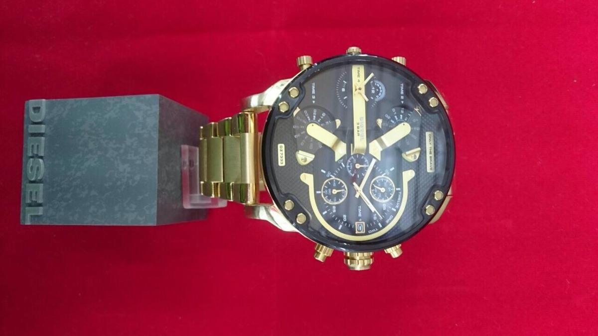 f0e15d07527e reloj diesel dz7333  mr daddy 2.0  original. Cargando zoom.