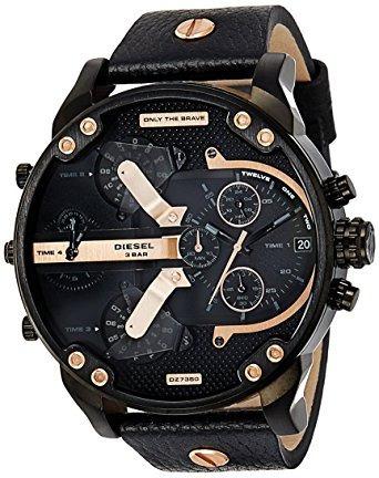 reloj diesel dz7350 mr. daddy - 100% nuevo y original encaja