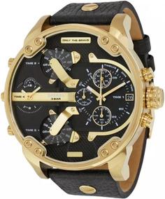 8d9012110678 Reloj De Oro Diesel Mr Daddy Relojes Masculinos - Joyas y Relojes en  Mercado Libre Perú