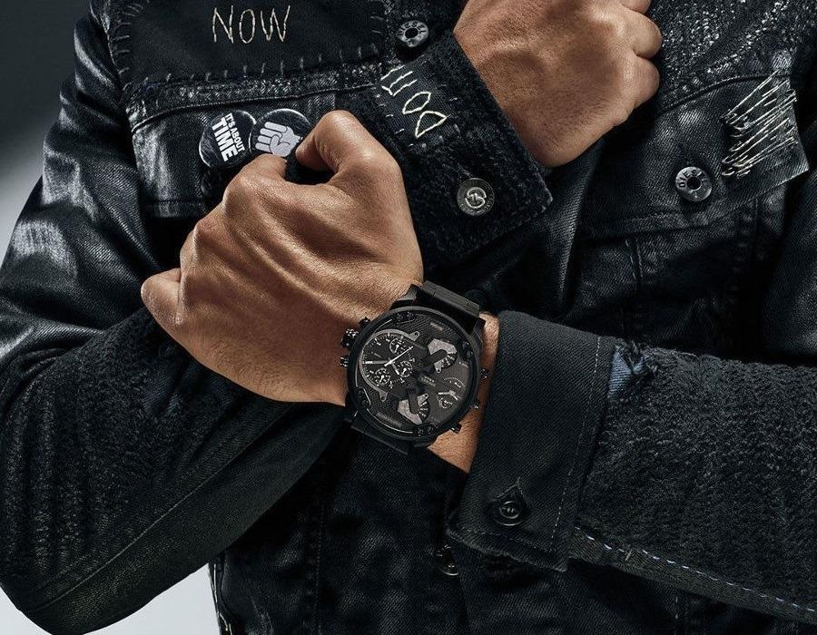 6adc73fd0ff2 reloj diesel dz7396 mr daddy 2.0 negro + envio gratis. Cargando zoom.