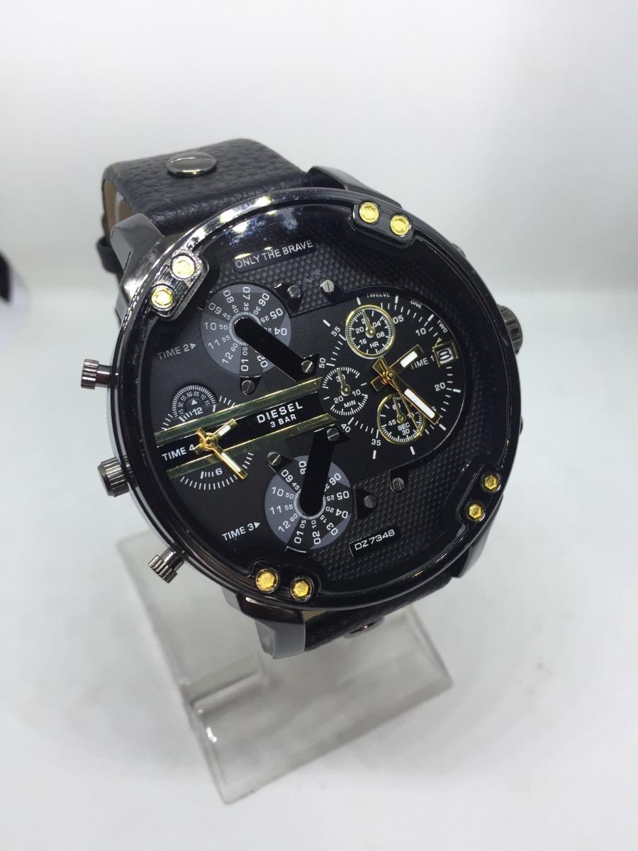 9b9a040fbffd Reloj Diesel Estilo Aviador-militar Dz7348 -   27.000 en Mercado Libre