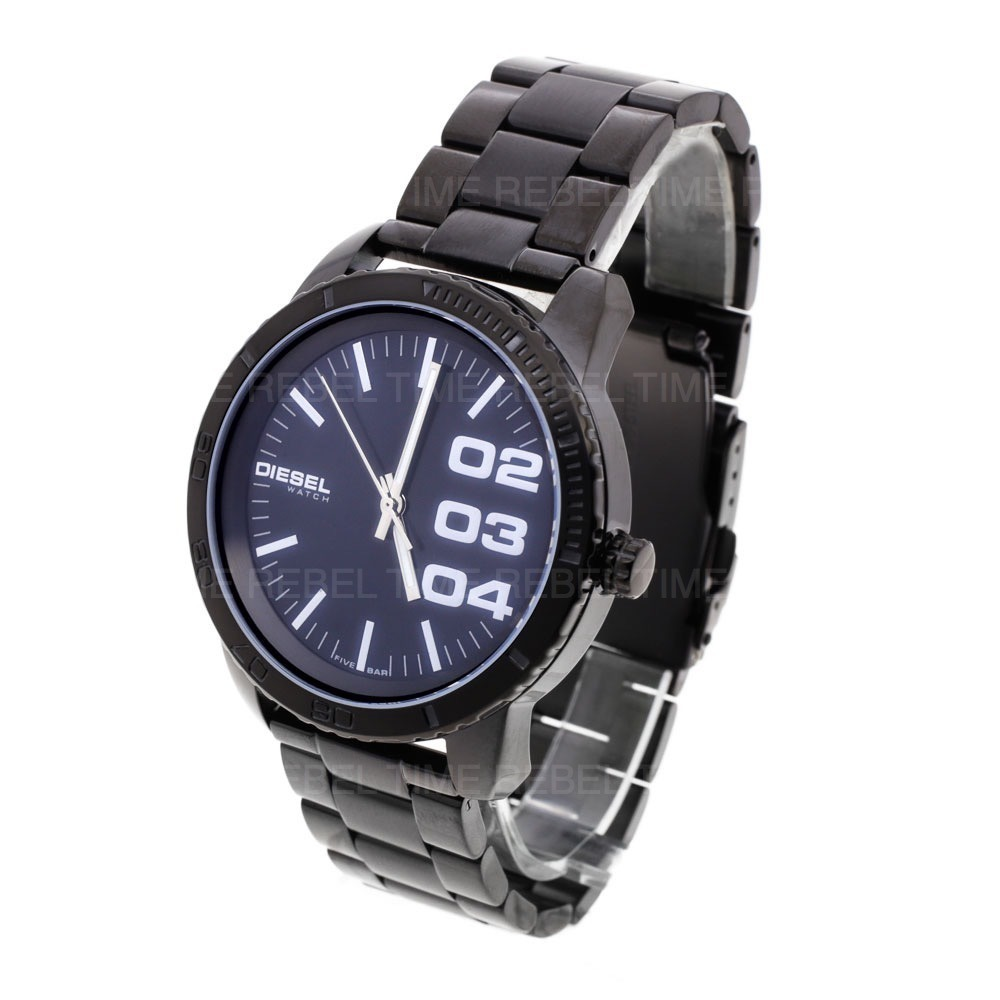 0939e88ee816 reloj diesel hombre 609a 063 todo acero 316 l wr 50 mt. Cargando zoom.