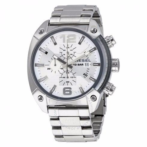 0e933f0748f5 Reloj Diesel Advanced Dz4203 Hombre Plateado Acero Inoxidabl ...