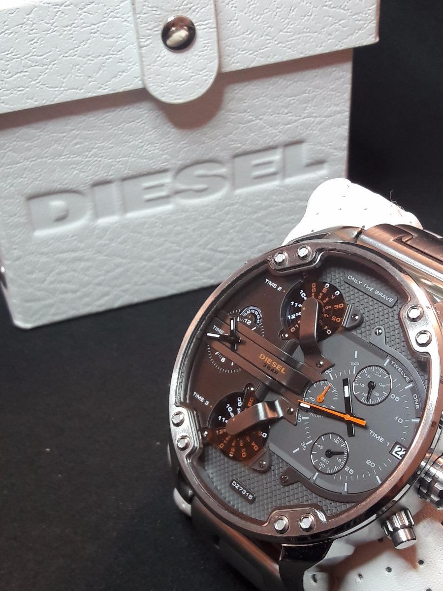 bc7c7448da08 Reloj Diesel Hombre Mr. Daddy 2.0 -   6.500