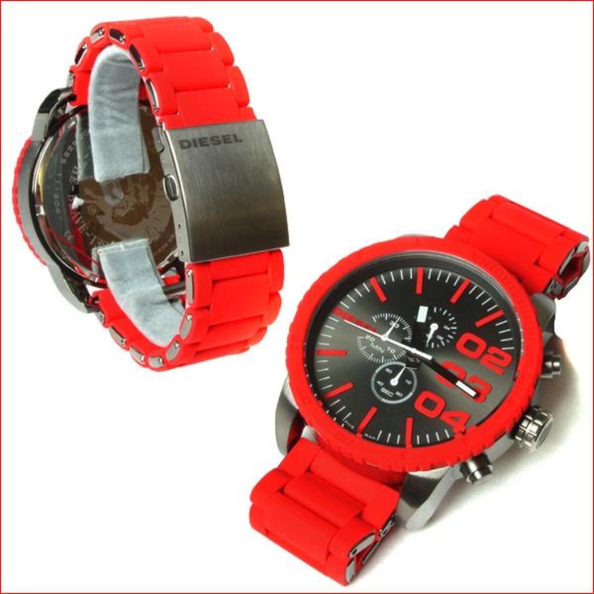 63a29dca6b8e Reloj Diesel - Hombre Modelo Dz4289 -   159.900 en Mercado Libre