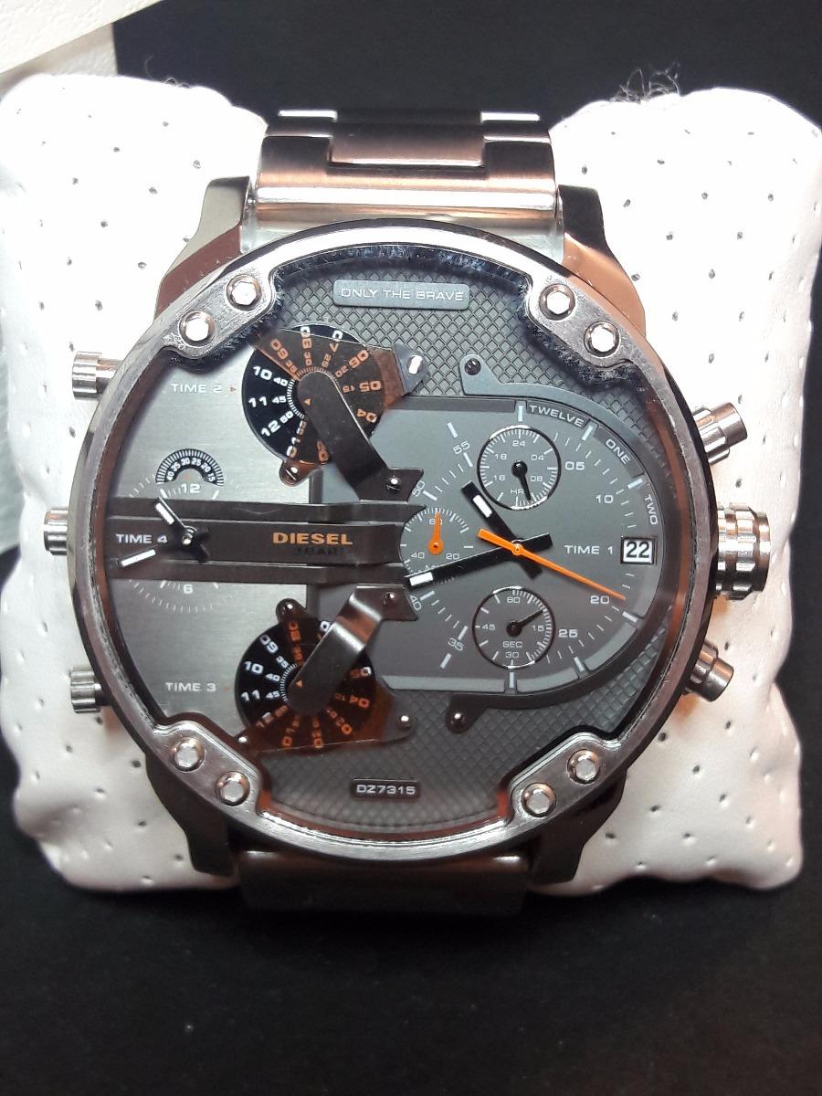 bf8370c0825d Reloj Diesel Hombre Mr. Daddy 2.0 Nuevo Cuotas -   6.499