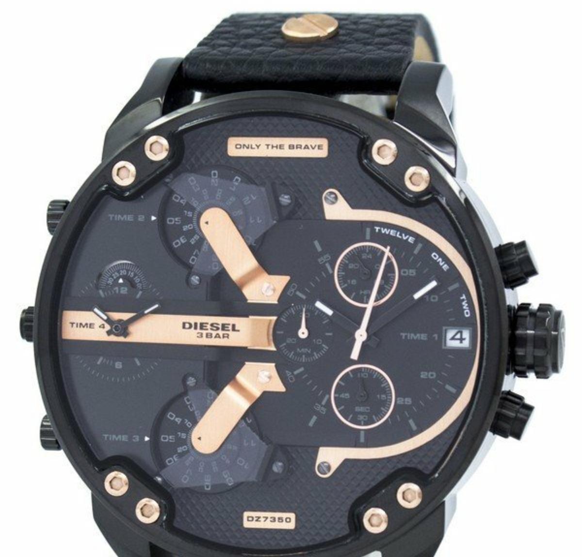 06f0f67fd134 reloj diesel hombre mr daddy dz 7350 original traído miami. Cargando zoom.