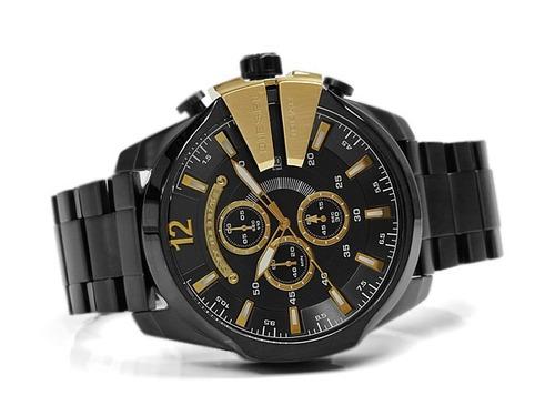 a038d2112cda Reloj Diesel Mega Chief Cronógrafo Original -   3