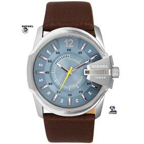 7ae9b8df3ff5 Reloj Color Celeste - Relojes Pulsera Masculinos Diesel en Mercado ...