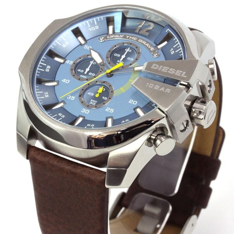 c851d56e208c Reloj Diesel Mega Chief Dz4281 Stainless Steel - Nuevo - S  590