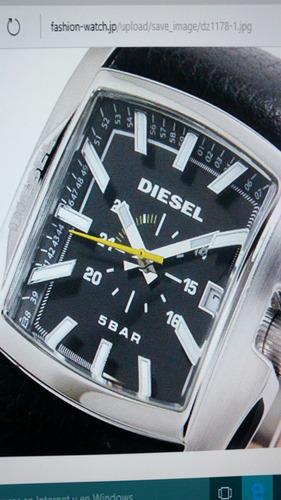 reloj diesel mod.1178