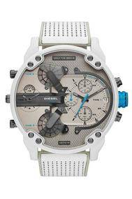 eebcbd660a24 Reloj Diesel Caucho Blanco - Relojes en Mercado Libre México